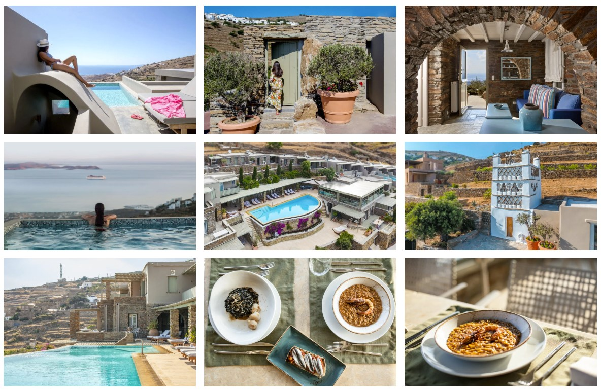 photos from hotel aeolis tinos suites