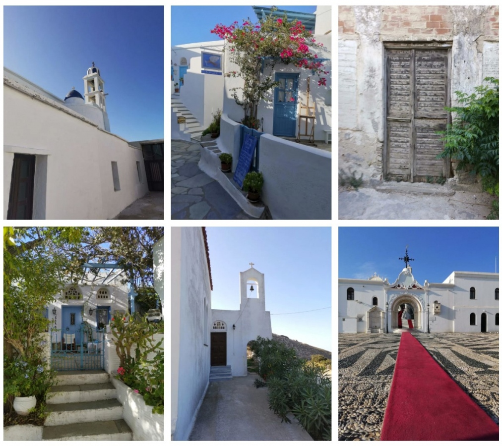 photos from tinos island